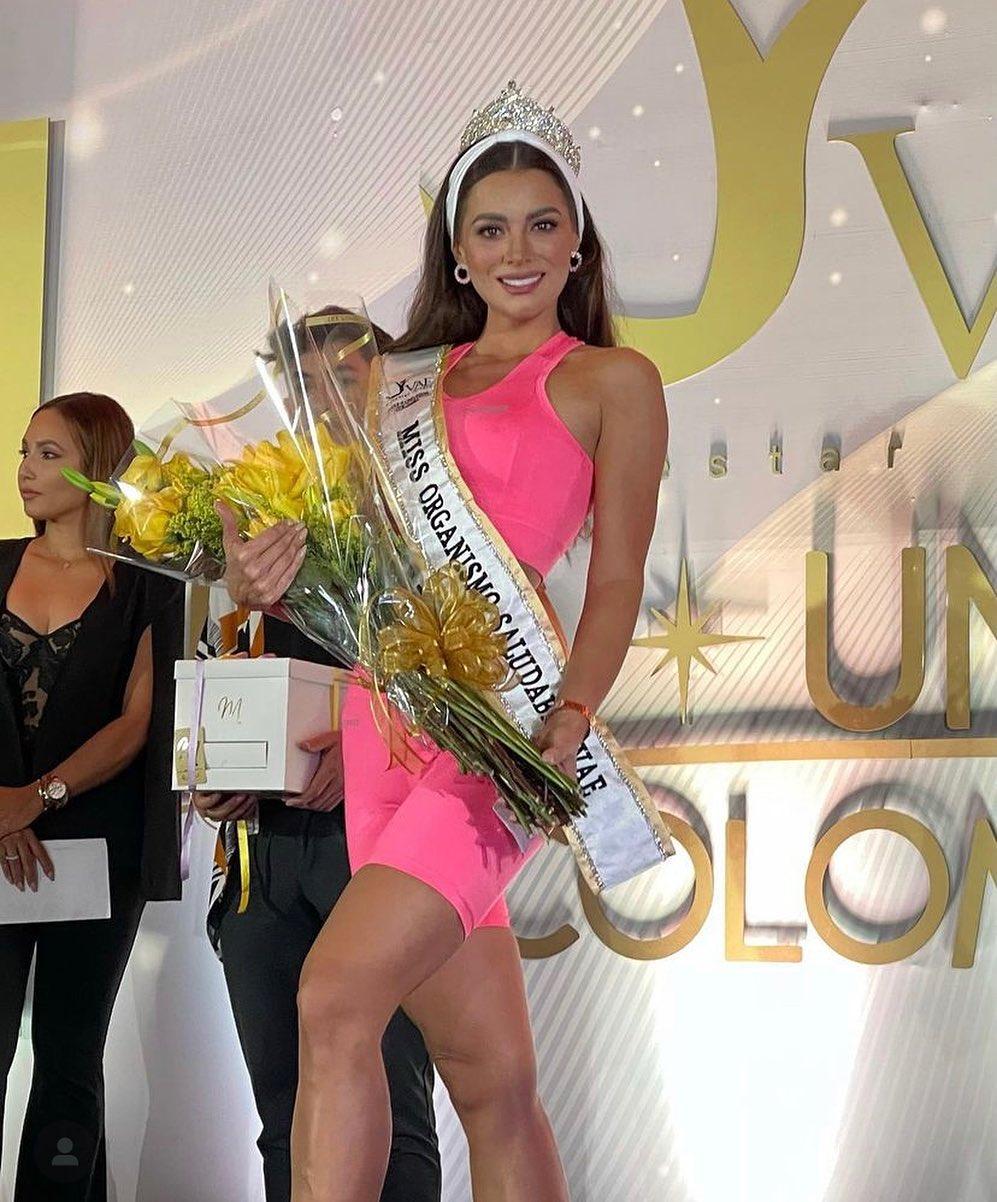maria alejandra lopez perez, top 2 de miss universe colombia 2021/reyna hispanoamericana 2013/miss caraibes hibiscus 2014/miss colombia mundo 2015. - Página 5 24190710