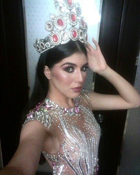 mariana galindez, 3ra finalista de miss latinoamerica 2019. 24331710