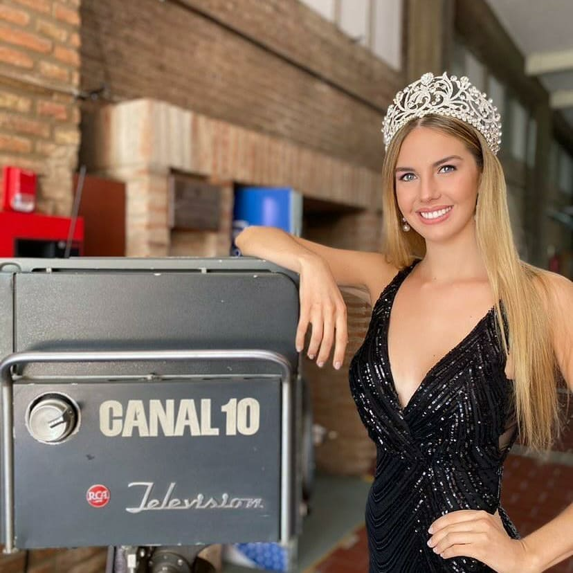 alina akselrad, miss argentina universo 2020. 25487411