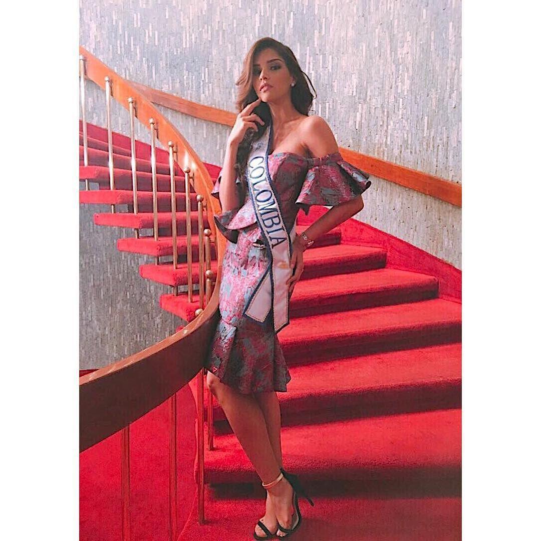 laura gonzalez, 1st runner-up de miss universe 2017. - Página 5 255d2110