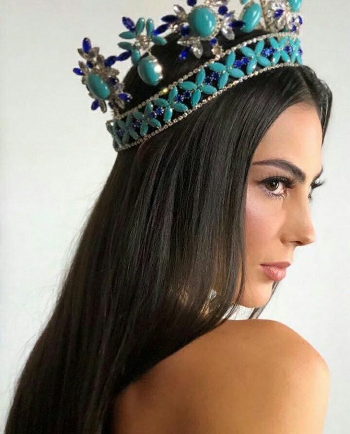 maria malo, 1st runner-up de miss grand international 2019. - Página 2 28058810