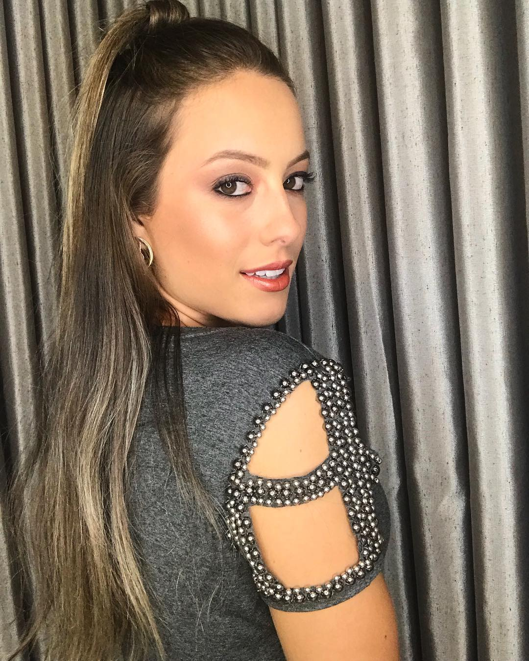 cristine boff sartor, segunda finalista de miss latinoamerica 2019. - Página 2 28753110