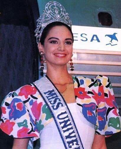 lupita jones, miss universe 1991. - Página 2 2c04f610