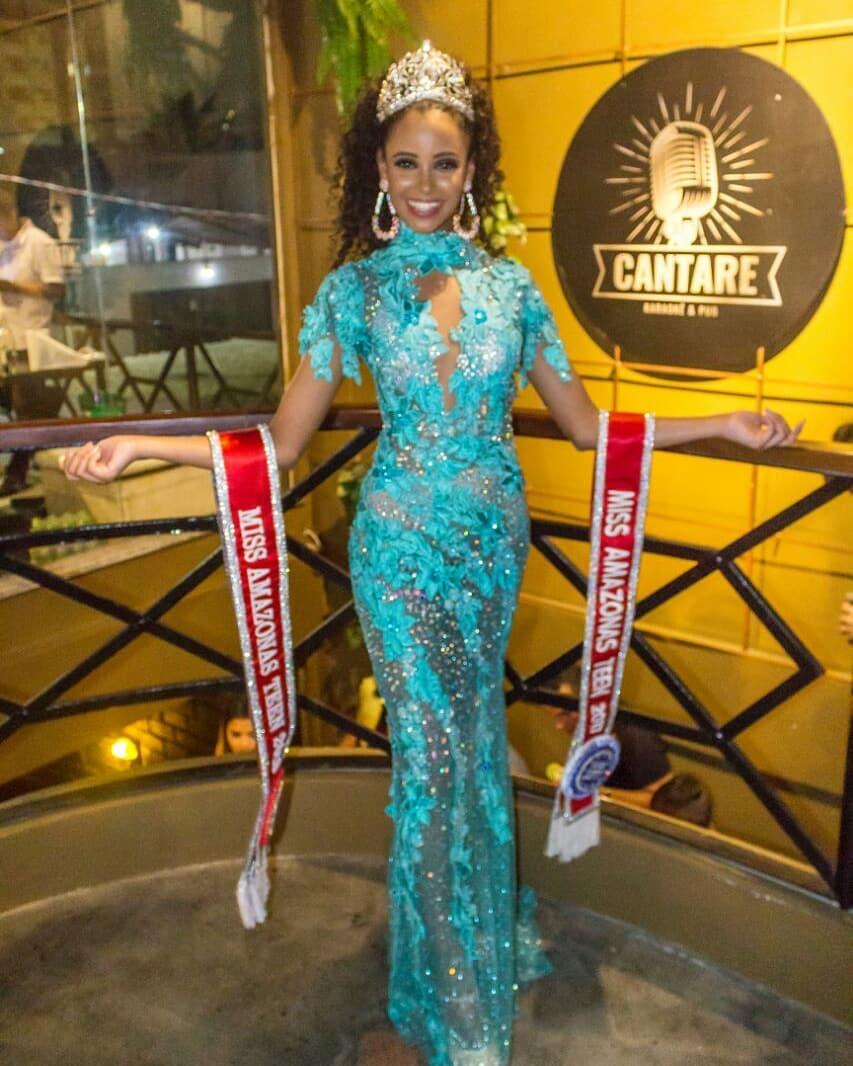 ingrid lorena, candidata a miss amazonas 2019. - Página 2 31897610
