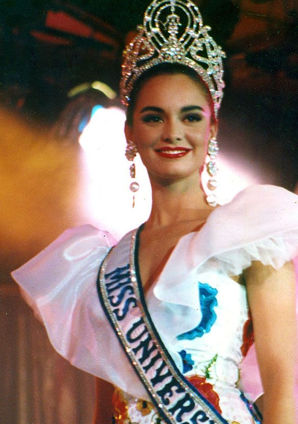 lupita jones, miss universe 1991. 31dc4110