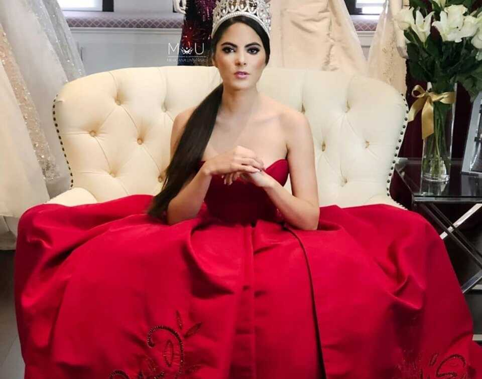 sofia aragon, 2nd runner-up de miss universe 2019. 32265f10