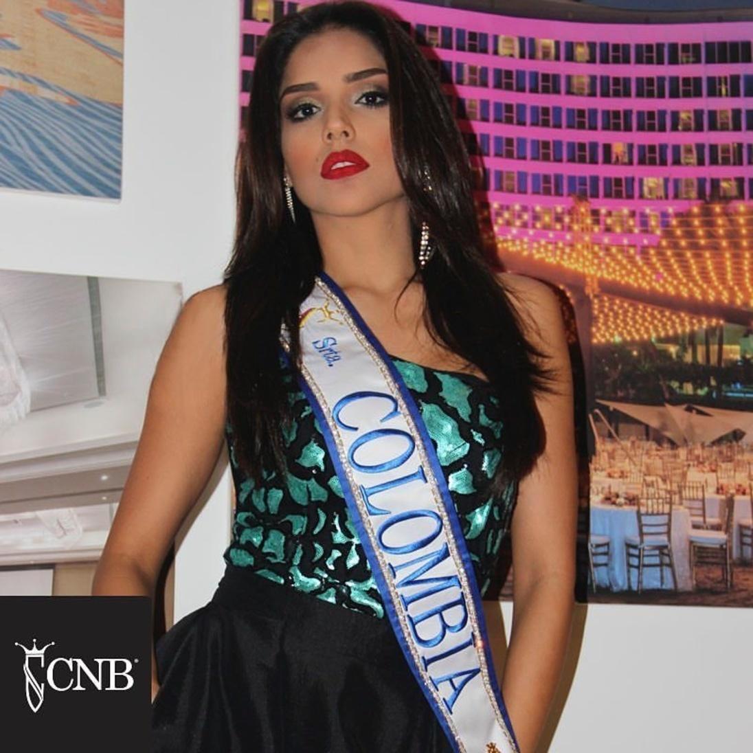 laura gonzalez, 1st runner-up de miss universe 2017. - Página 2 32797110