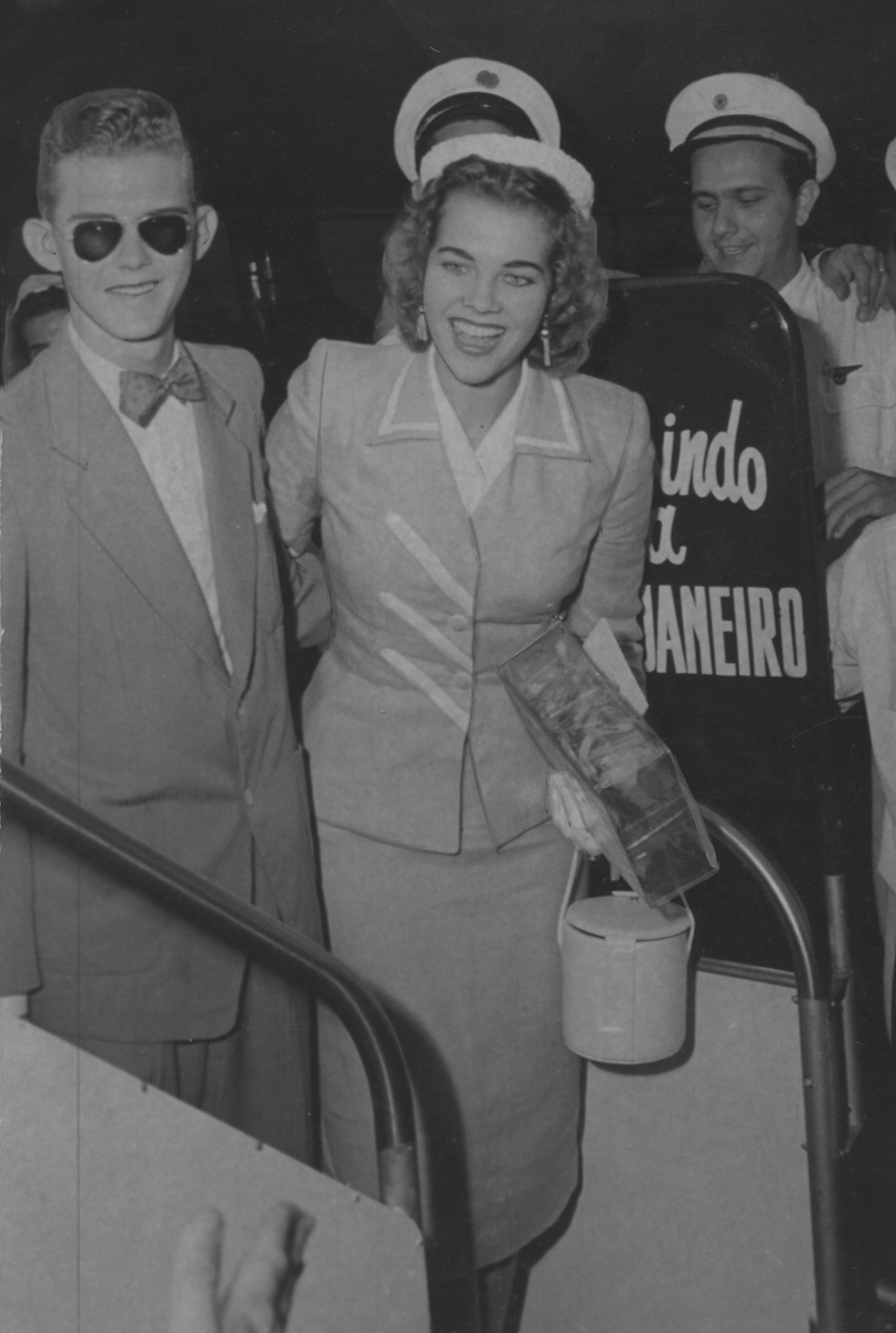 martha rocha, top 2 de miss universe 1954. primeira brasileira a participar de miss universe.†  - Página 4 32812510