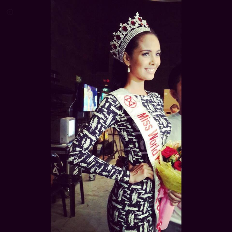 megan young, miss world 2013. - Página 3 32f5ec10