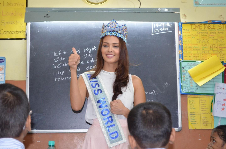 megan young, miss world 2013. - Página 5 34a8da10