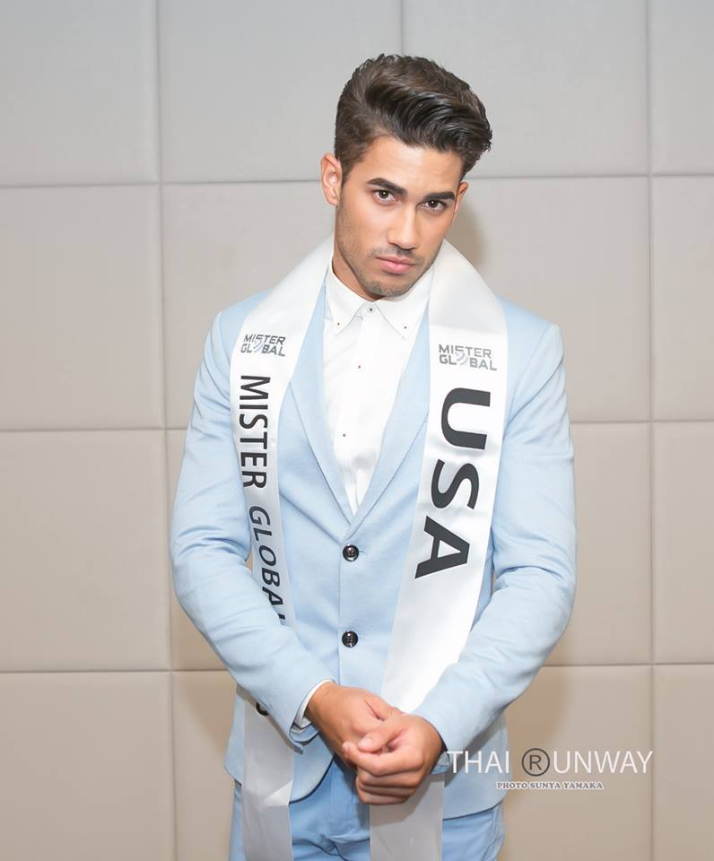 dario duque, mr global 2018. 37597110