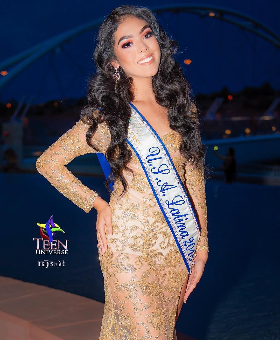 kristian de leon, miss teen mundial usa 2019/top 16 de teen universe 2018. - Página 3 37665210