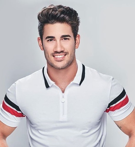 dario duque, mr global 2018. 37722110