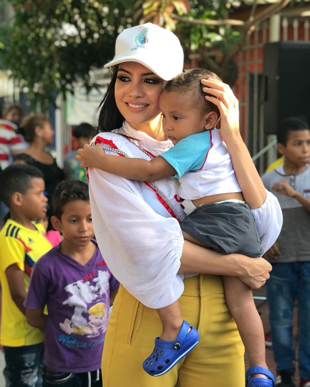 maria alejandra vengoechea, 3rd runner-up de miss international 2019. - Página 3 38502411