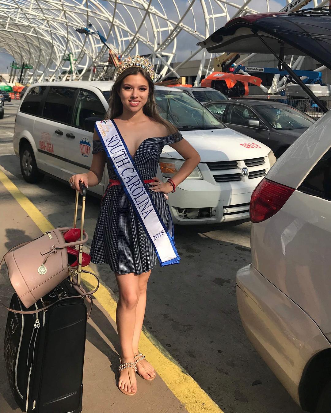 estefany frost, miss teen mundial latina usa 2019. - Página 2 38626110
