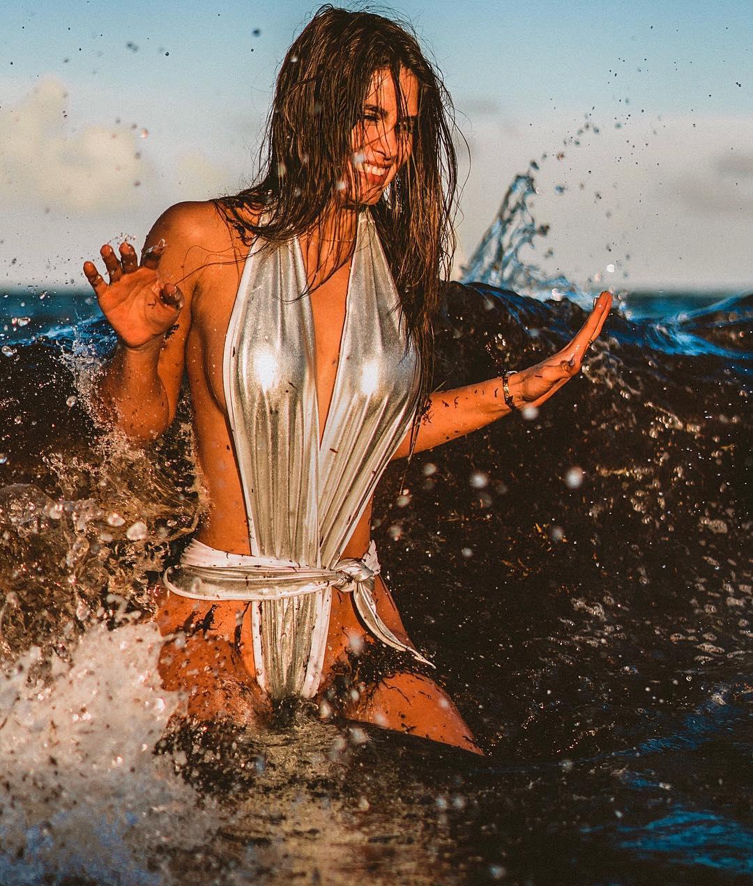 michell castellanos, miss earth venezuela 2019. - Página 4 39301410