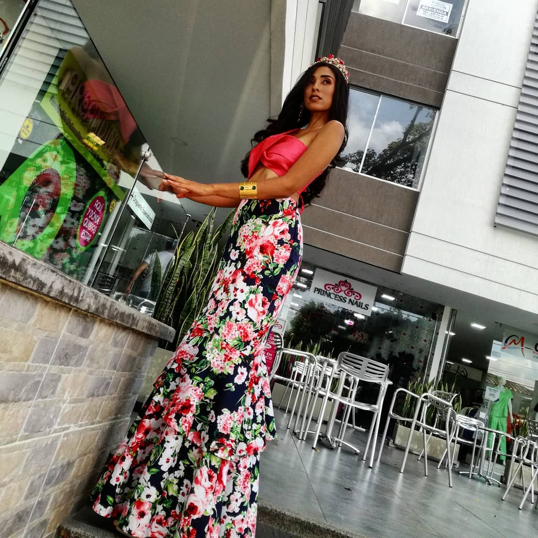 natalia romero, miss earth colombia 2020. 39507610