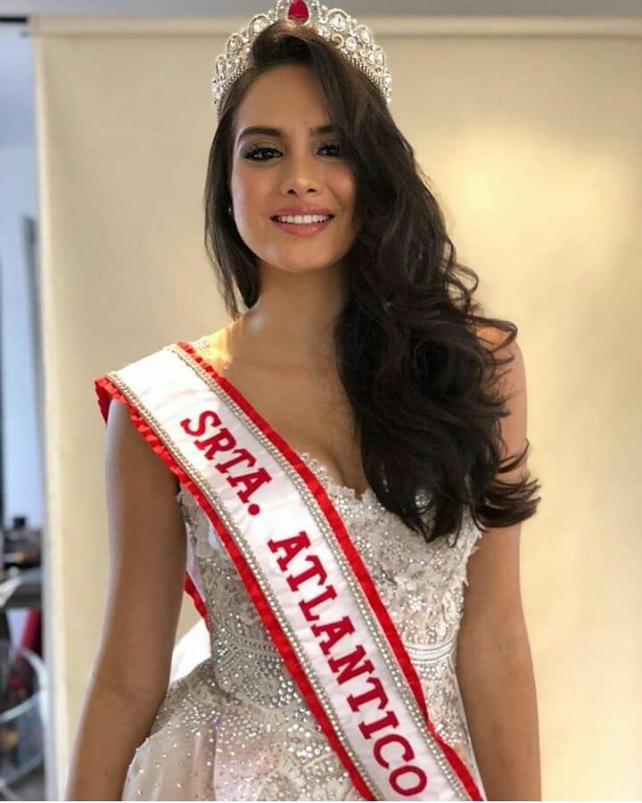 maria alejandra vengoechea, 3rd runner-up de miss international 2019. - Página 2 39887310