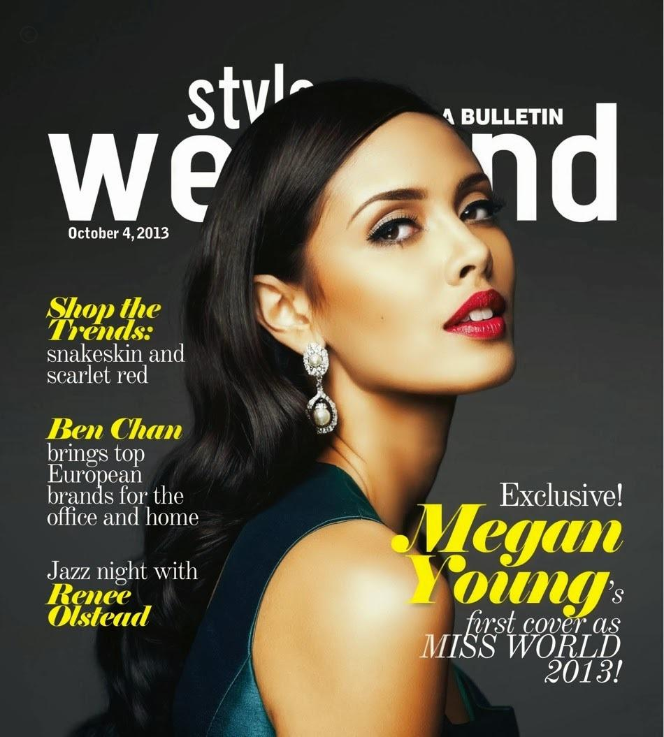 megan young, miss world 2013. - Página 2 39bcf910