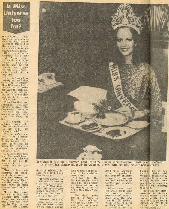 margaret gardiner, miss universe 1978. - Página 3 3c17e010