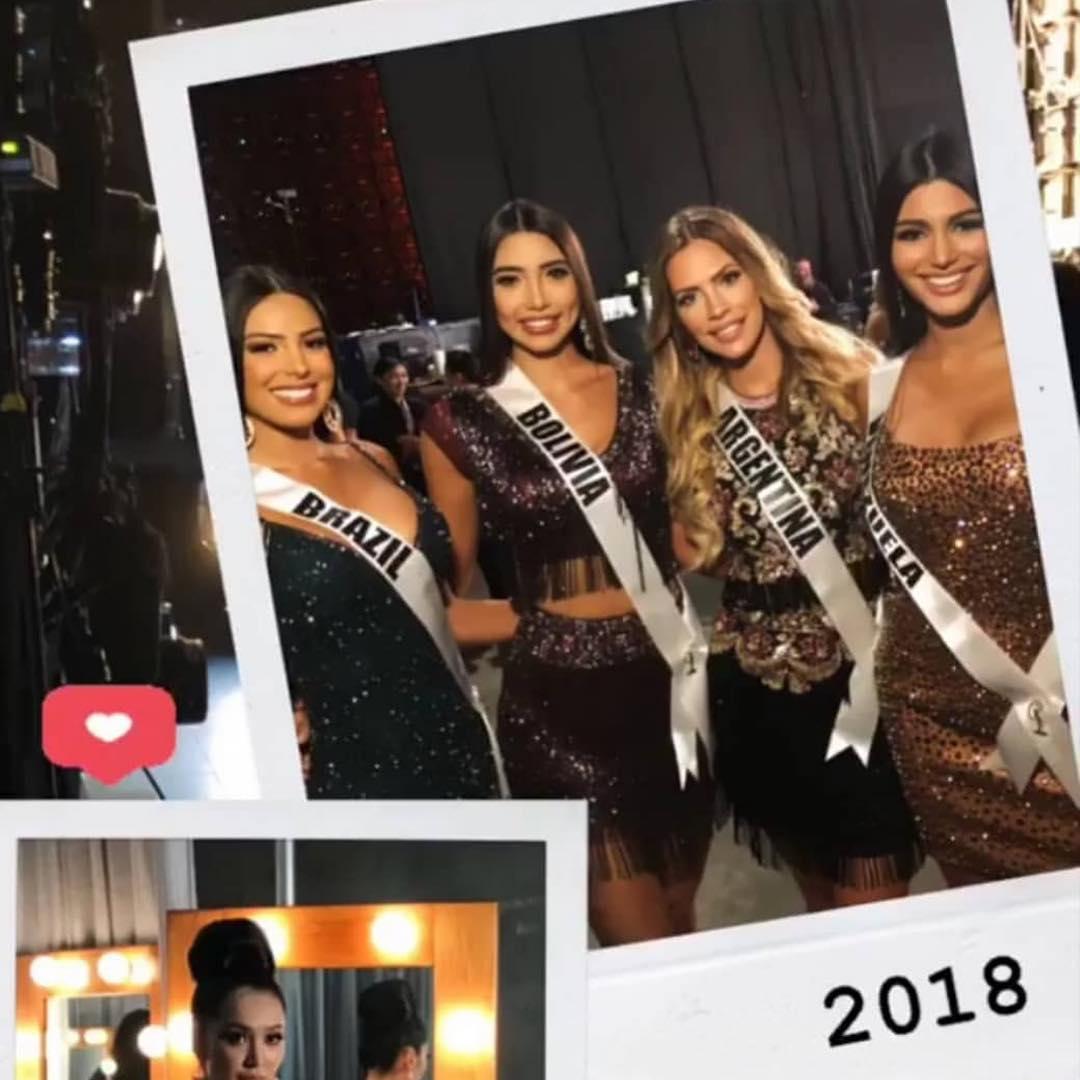 mayra dias, top 20 de miss universe 2018/primeira finalista de rainha hispanoamericana 2016. - Página 41 3rfgzp10