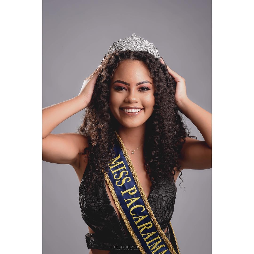 natali vitoria, miss roraima mundo 2020/top 15 de miss brasil universo 2019 /miss brasil teen universe 2017. primeira miss negra a vencer o miss roraima. - Página 8 40516310