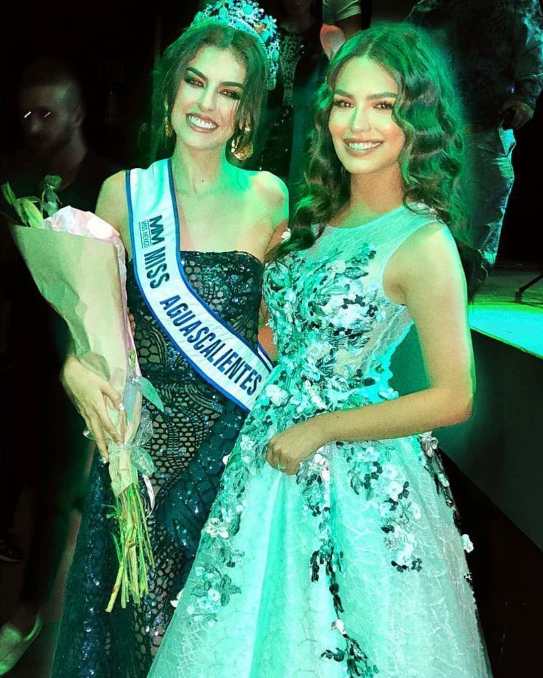 kenia ponce, segunda finalista de miss continentes unidos 2019. - Página 2 40744010