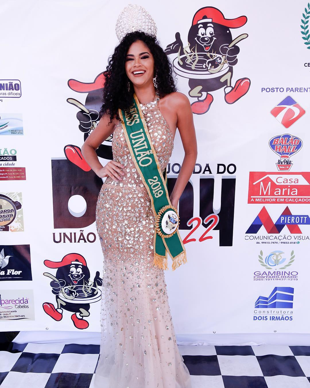roberlania viana, candidata ao miss piaui 2019. 42320410
