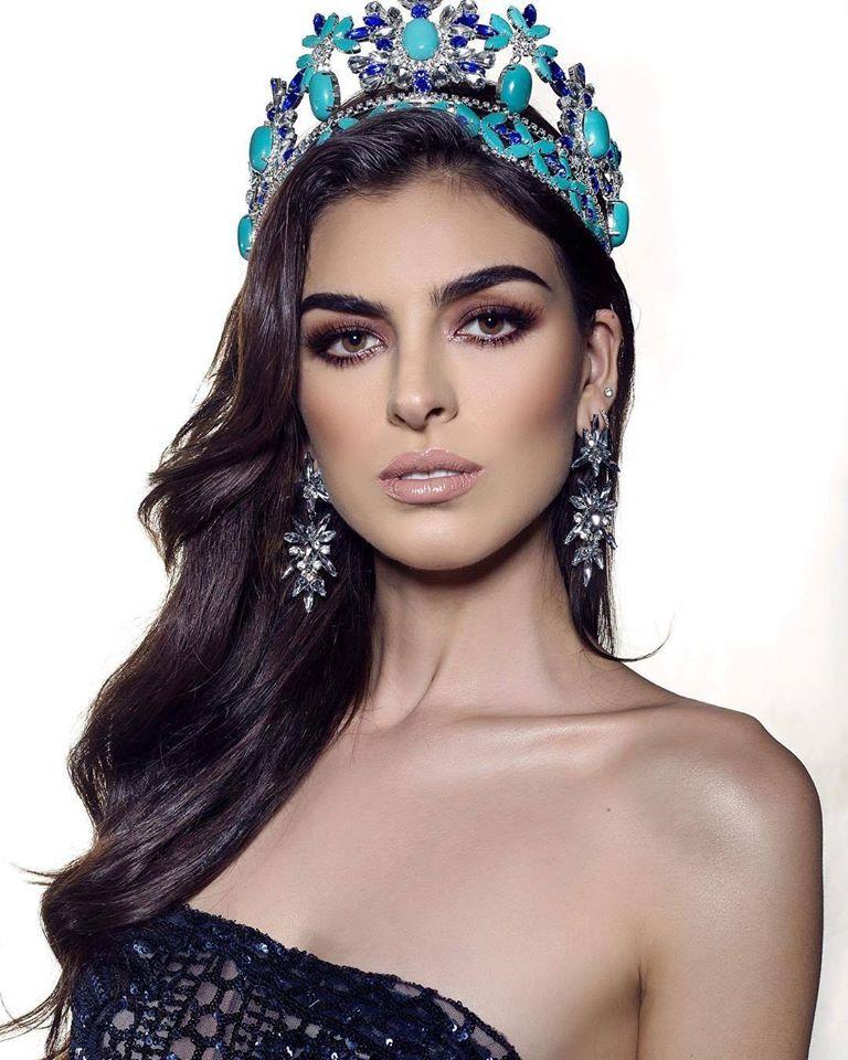 elizabeth de alba, top 15 de top model of the world 2019/2nd runner-up de miss grand mexico 2020. 42638810