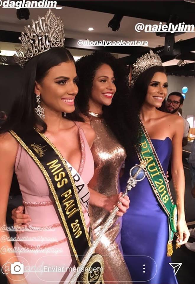 dagmara landim, top 10 de miss brasil universo 2019. - Página 3 4265f410