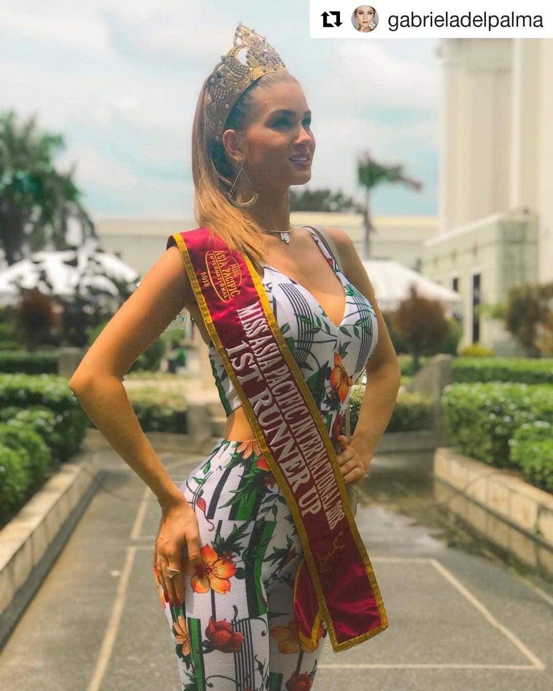 gabriela palma, miss brasil empresarial 2018. - Página 21 42664910