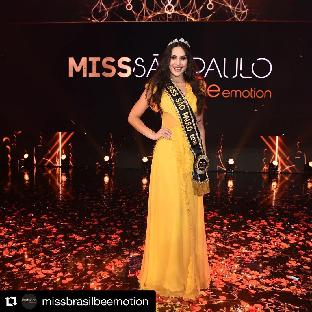 bianca lopes, miss sao paulo 2019. - Página 2 42683010