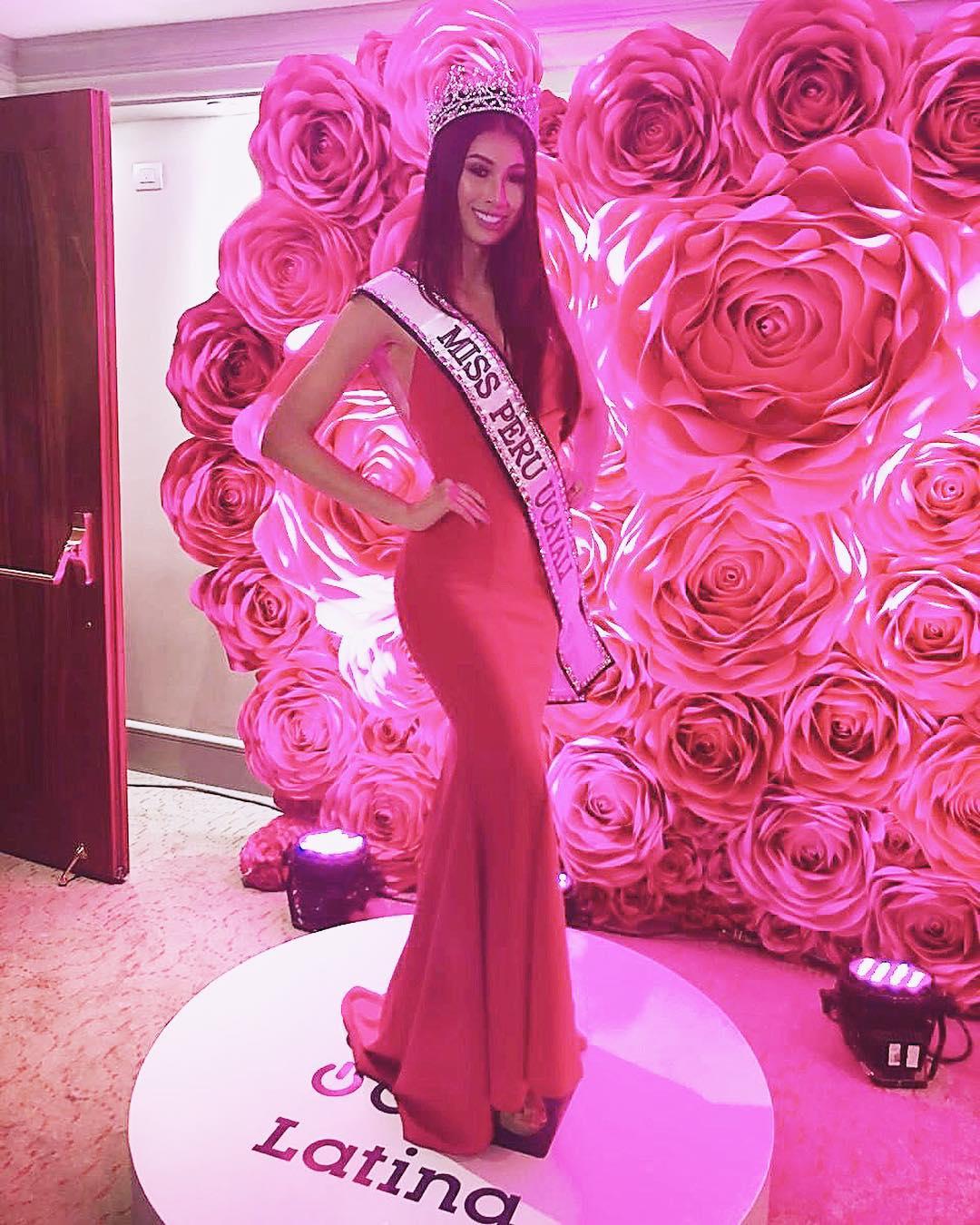 yoko chong, 4th runner-up de miss intercontinental 2019. - Página 2 43003010