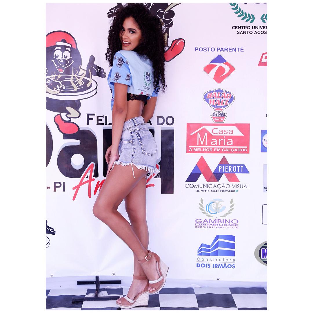 roberlania viana, candidata ao miss piaui 2019. 43020810