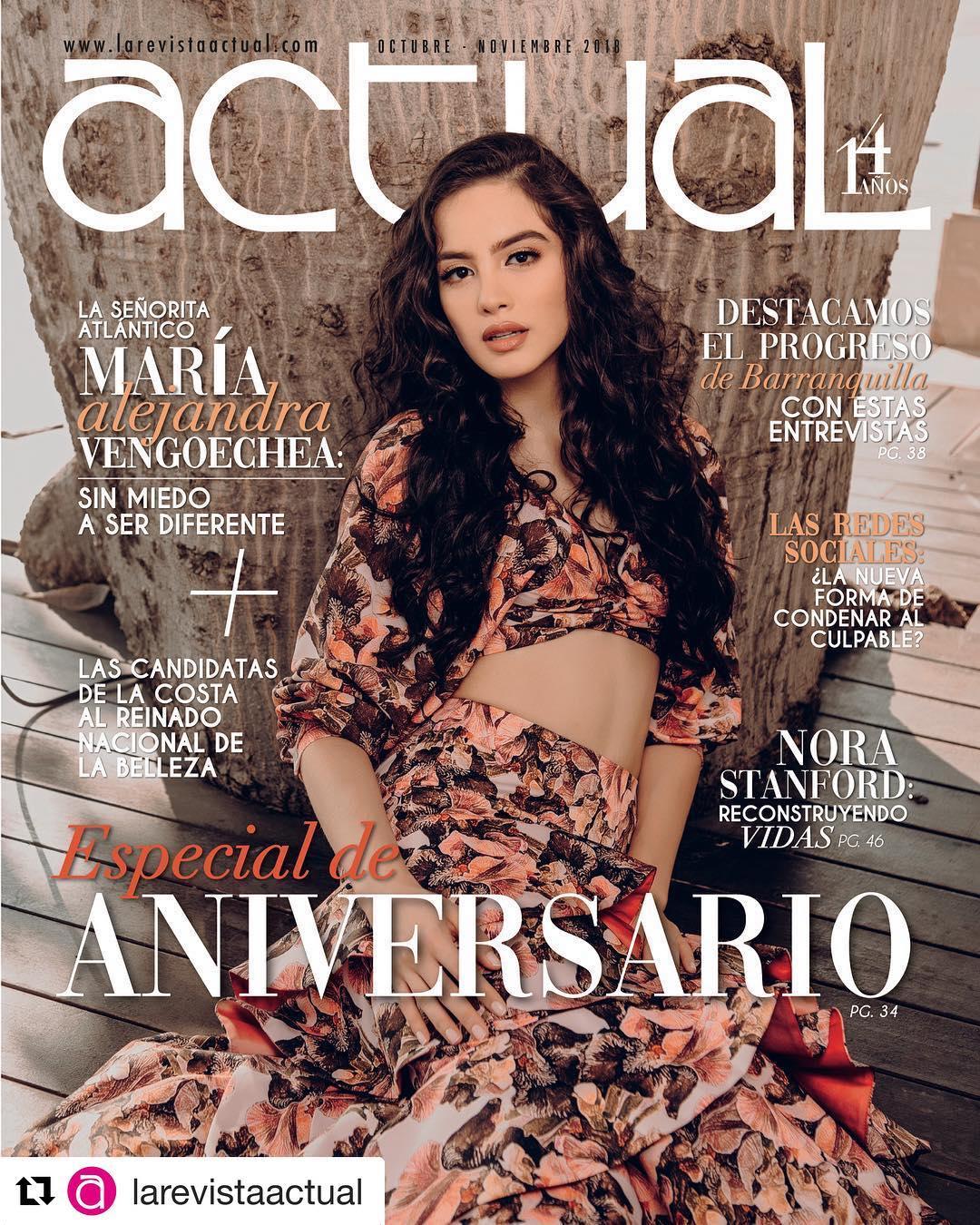 maria alejandra vengoechea, 3rd runner-up de miss international 2019. - Página 3 43654610