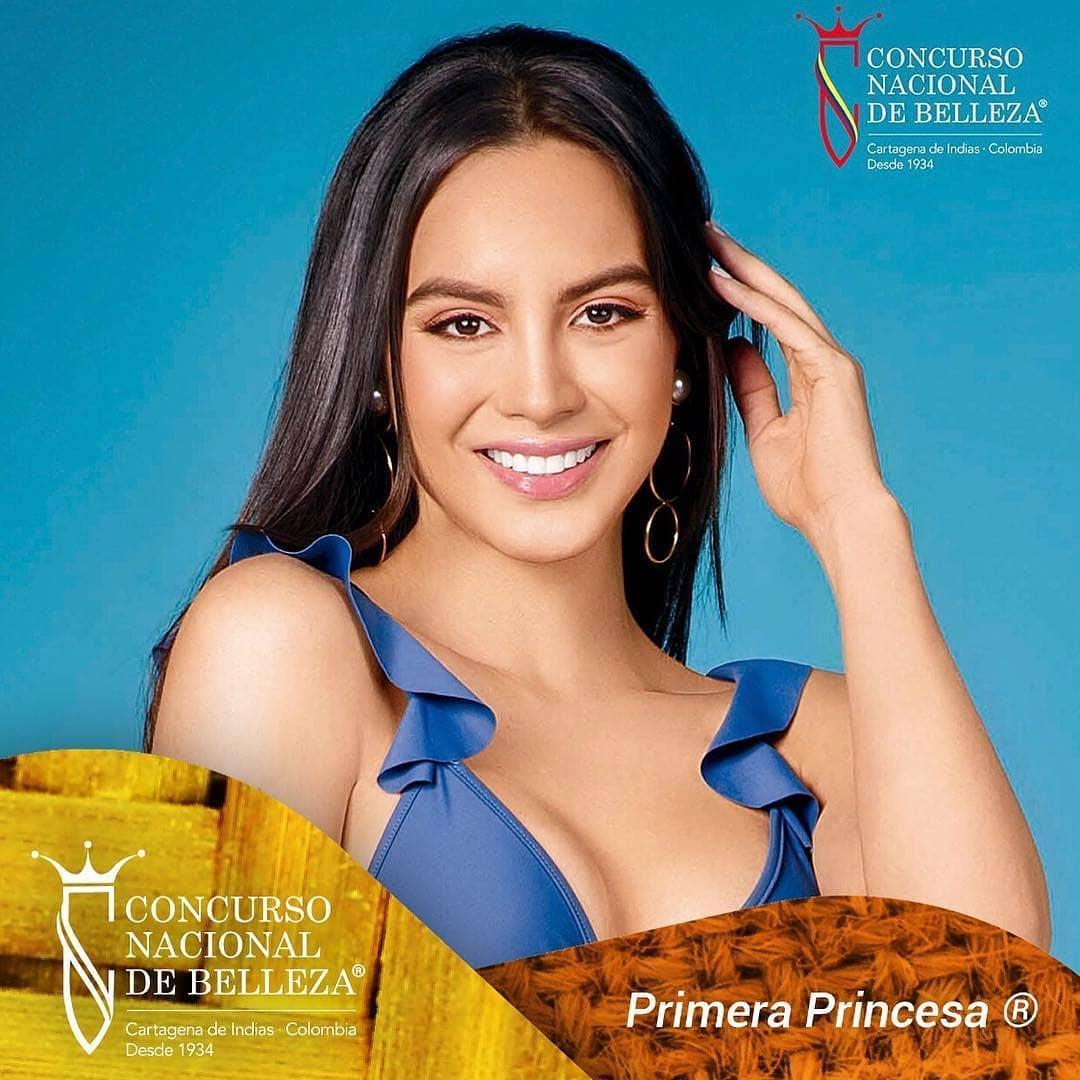 maria alejandra vengoechea, 3rd runner-up de miss international 2019. - Página 2 43749210