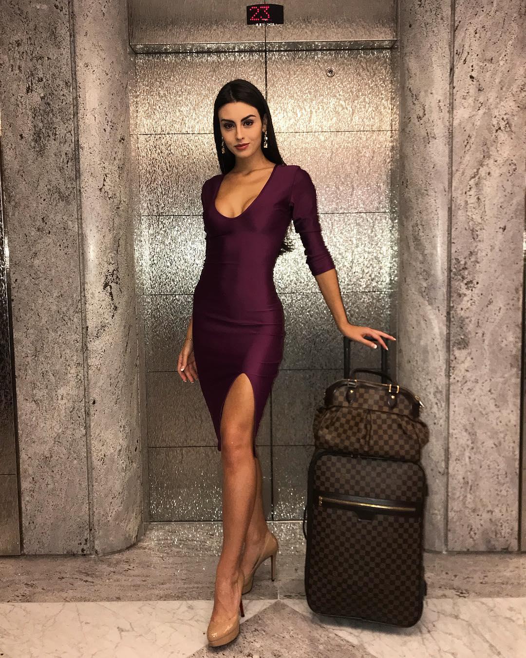 marjorie marcelle, top 5 de miss grand international 2019. - Página 2 43817410