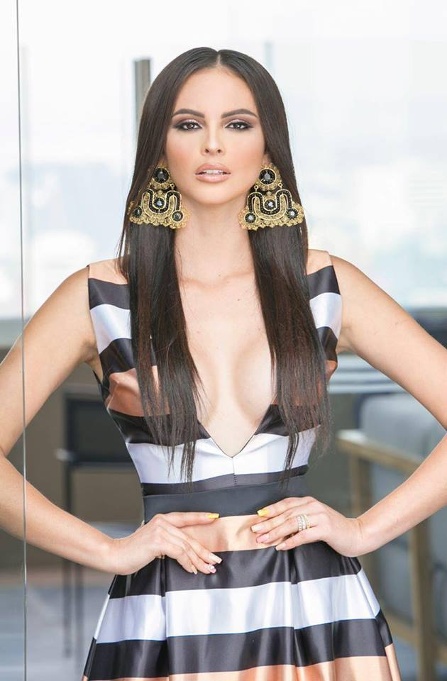 veronica salas, miss intercontinental 2017/top 20 de miss eco international 2017. - Página 19 44370410