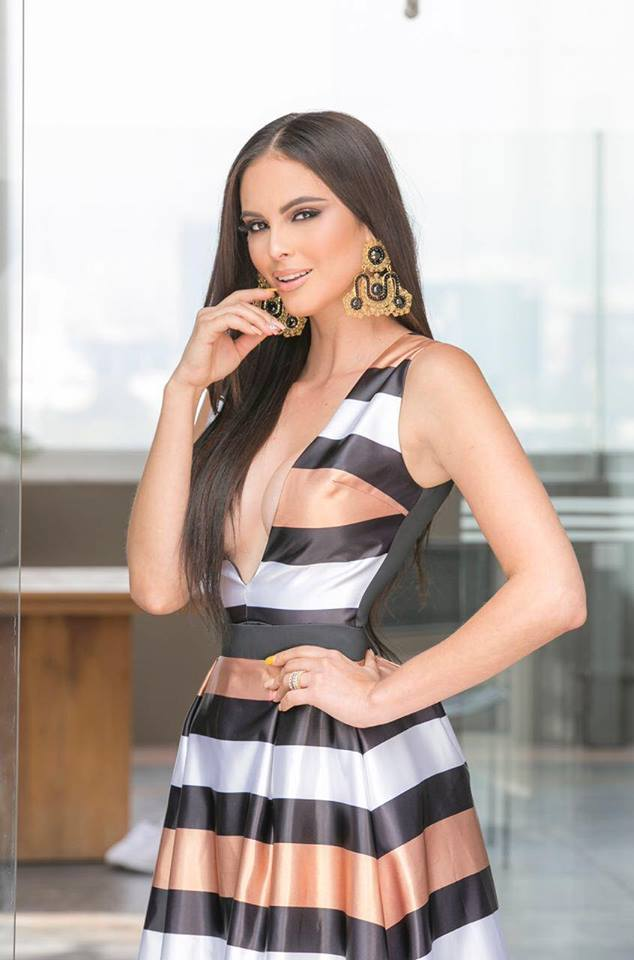 veronica salas, miss intercontinental 2017/top 20 de miss eco international 2017. - Página 19 44402510