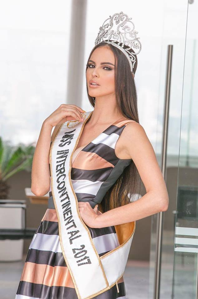 veronica salas, miss intercontinental 2017/top 20 de miss eco international 2017. - Página 19 44428310