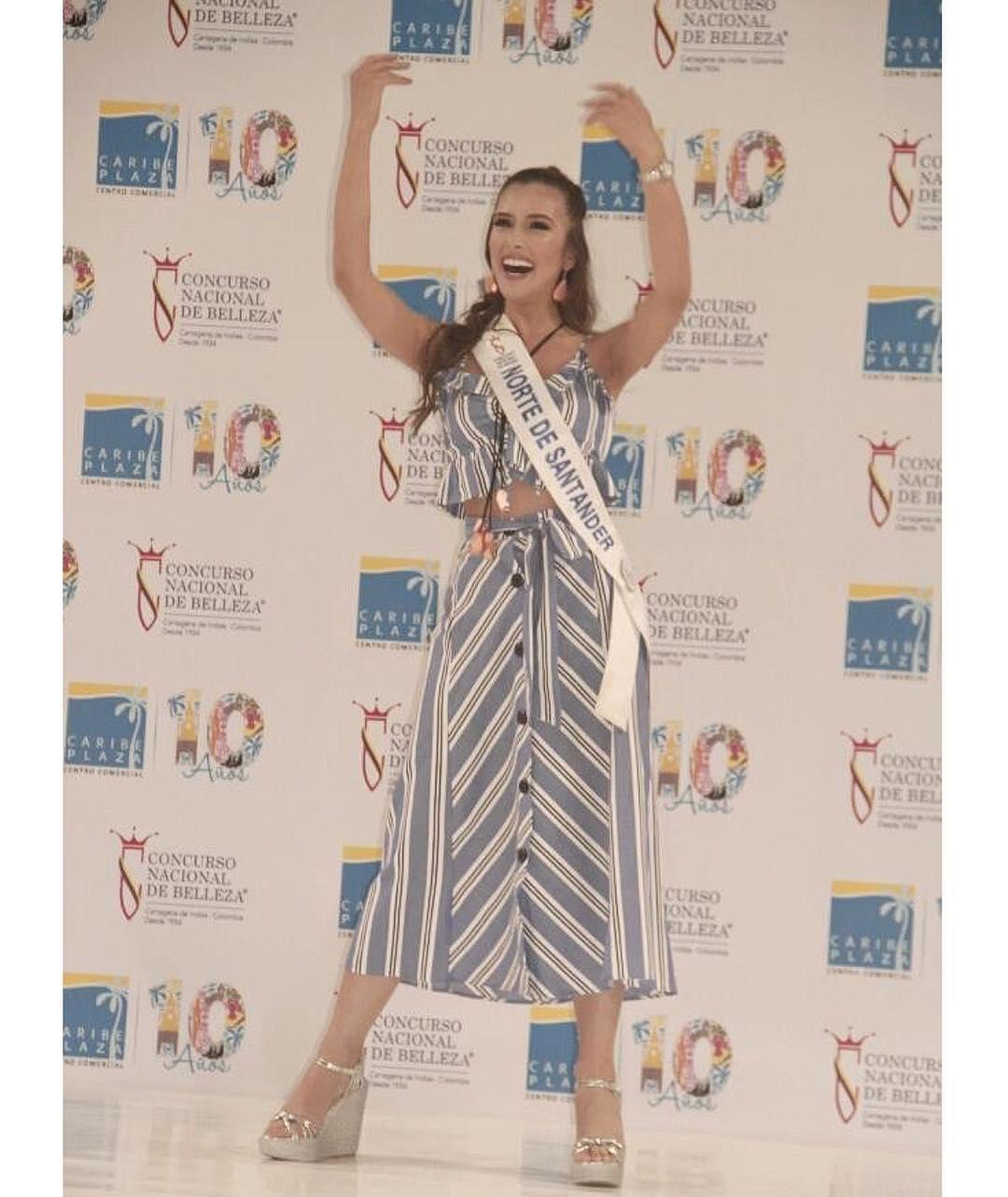 laura claro, primera finalista de reyna hispanoamericana 2019. - Página 2 44500410