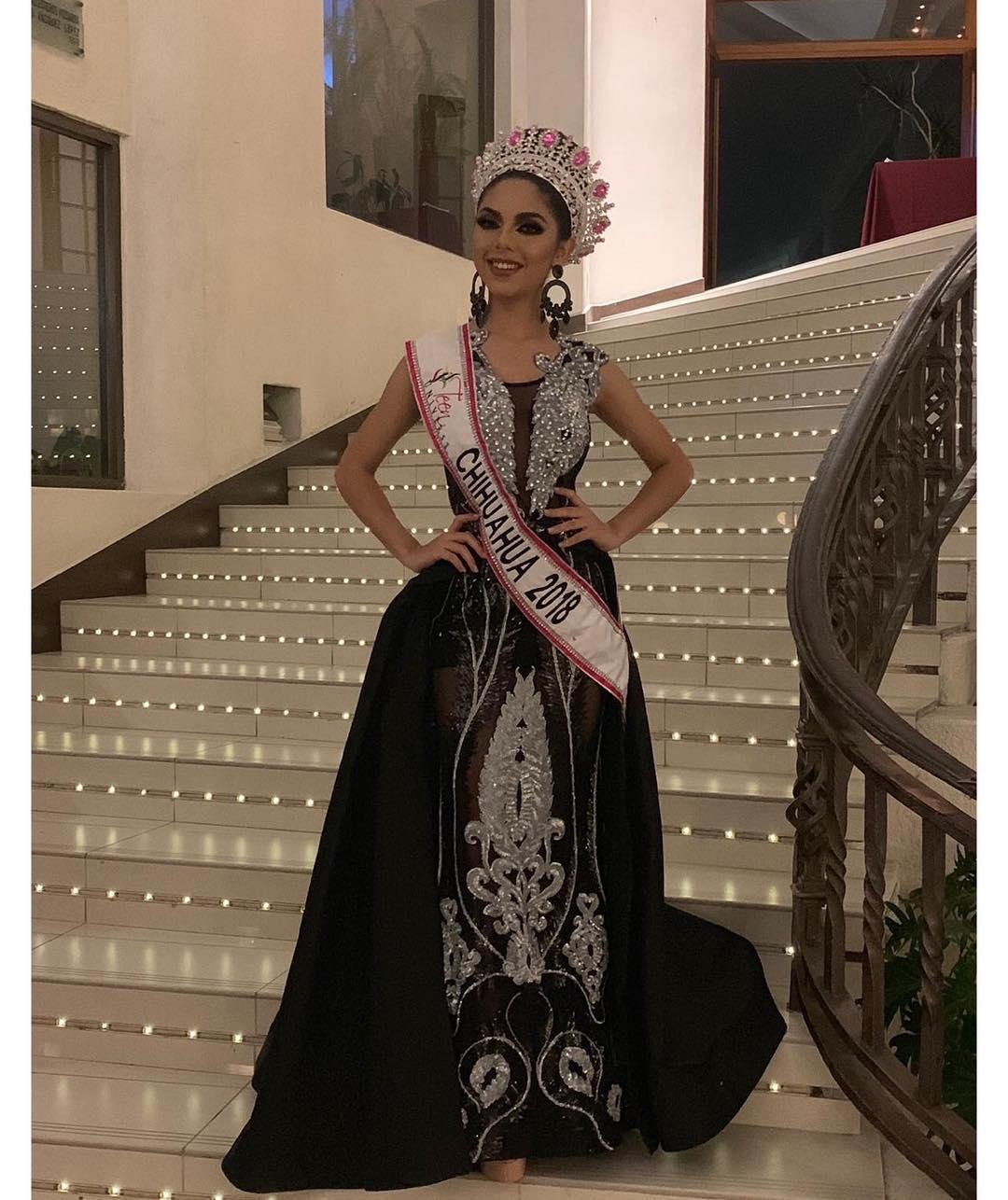 frida barron, miss teen universe riviera maya 2019. - Página 2 44705410