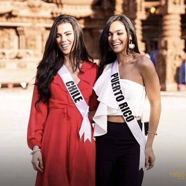 candidatas a miss universe 2018. final: 16 dec. sede: bangkok. part II. - Página 46 44711410