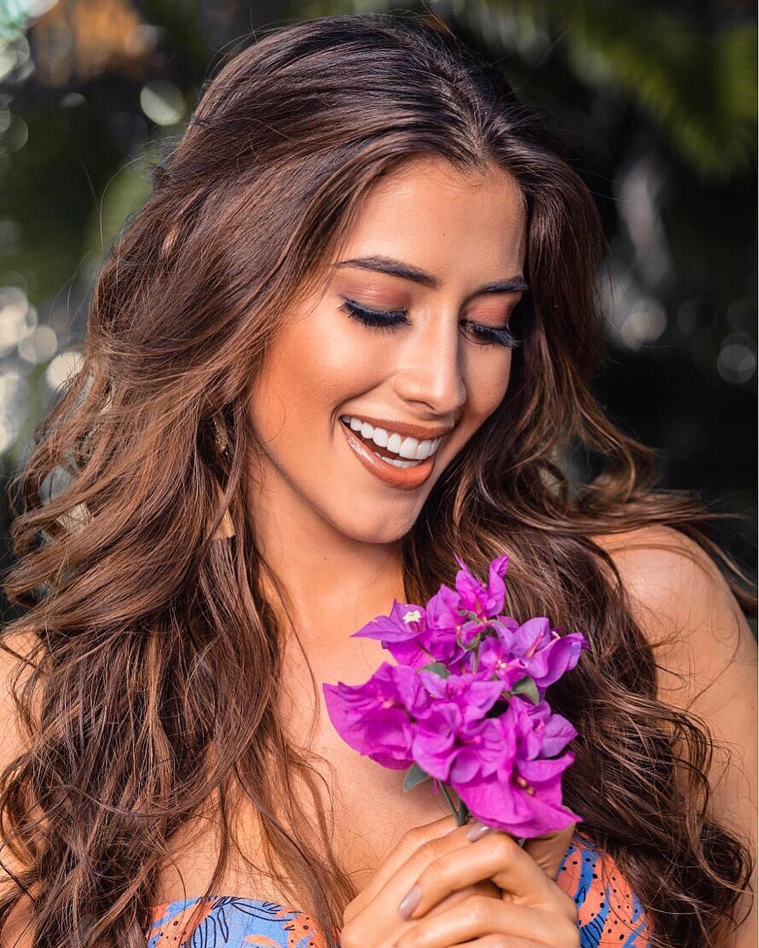 laura claro, primera finalista de reyna hispanoamericana 2019. 44869410