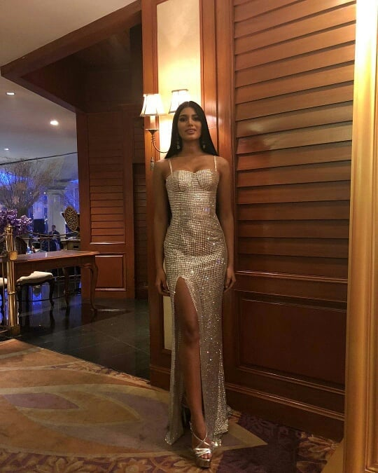 sthefany gutierrez, top 3 de miss universe 2018. - Página 24 45315310