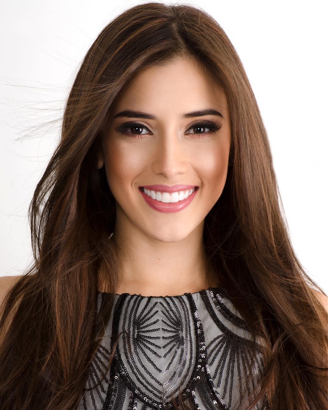 laura claro, primera finalista de reyna hispanoamericana 2019. - Página 2 45395110