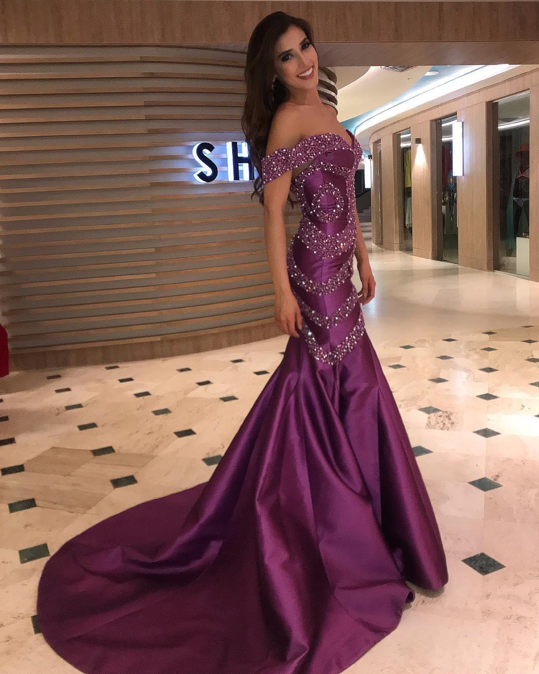 laura claro, primera finalista de reyna hispanoamericana 2019. 45418210