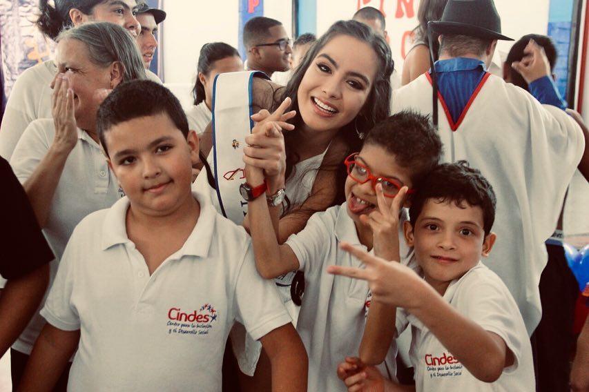 maria alejandra vengoechea, 3rd runner-up de miss international 2019. - Página 3 45616910