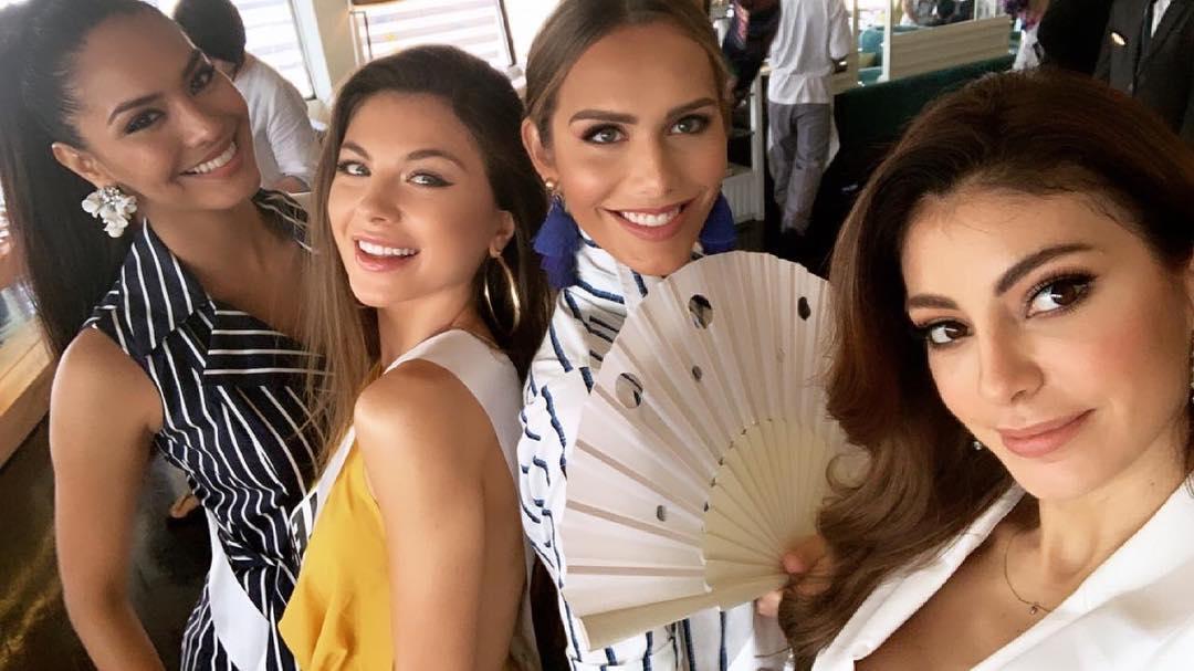 candidatas a miss universe 2018. final: 16 dec. sede: bangkok. part II. - Página 46 45635710