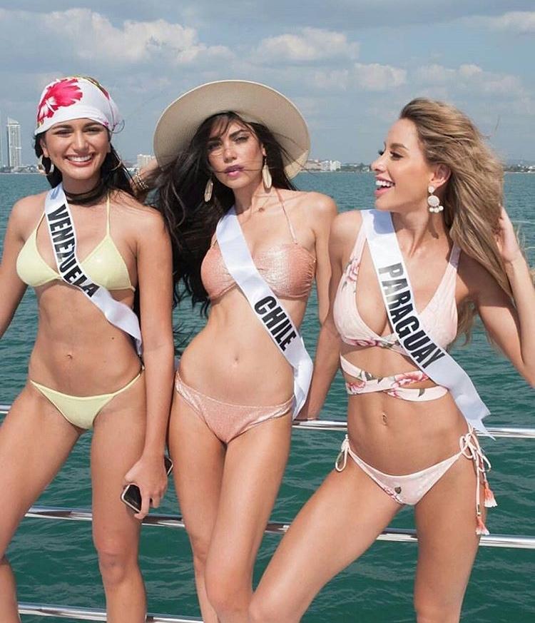 candidatas a miss universe 2018. final: 16 dec. sede: bangkok. part II. - Página 46 456c5b10